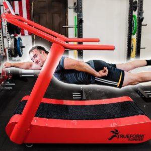 The Worlds TOUGHEST Treadmill - TrueForm Runner Review
