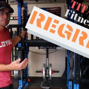 Titan Fitness Equipment Regrets| Exercise equipment reviews