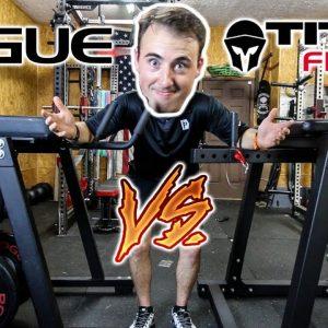 Titan Reverse Hyper vs Rogue Reverse Hyper SHOWDOWN!