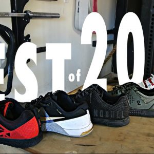 Top 5 BEST Training Shoes of 2016!