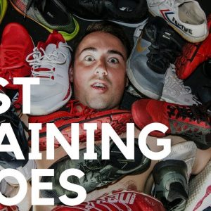 TOP 5 BEST Training Shoes of 2017!