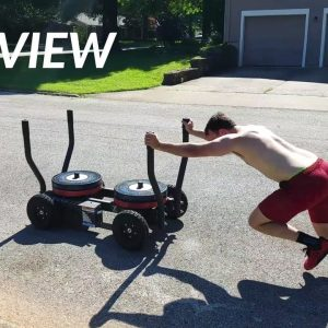 Torque Fitness TANK Sled Review! - Best Sled Ever?