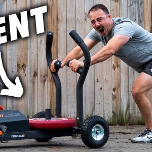 Torque TANK M1 Weight Sled Review: The Ultimate Home Gym Sled