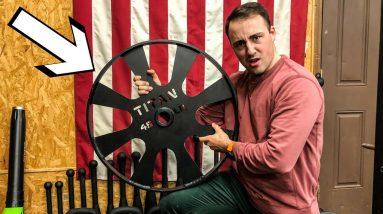 Unboxing Titan Wagon Wheels!
