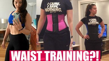 Waist Training Review & Results   Worth The Hype?