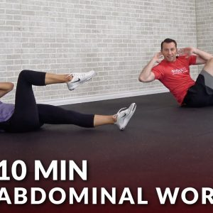 10 Minute Abdominal Workout