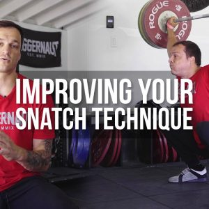 3 Tips for a Better Bottom Position in the Snatch | JTSstrength.com