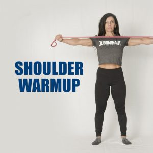 4 Part Shoulder Warmup | JTSstrength.com