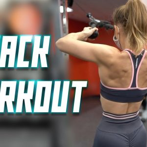 6 BACK EXERCISES YOU SHOULD DO - BACK WORKOUT
