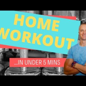 Abs workout - in under 5 mins