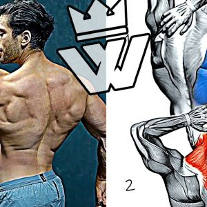 BACK WORKOUT | Wide Back & Strong Muscles