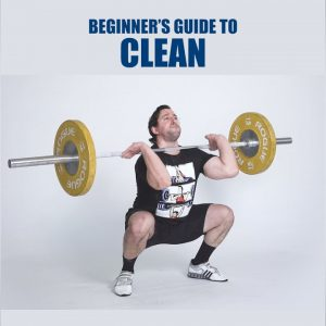 Basics of the Clean | JTSstrength.com