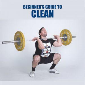 Basics of the Clean | JTSstrength.com