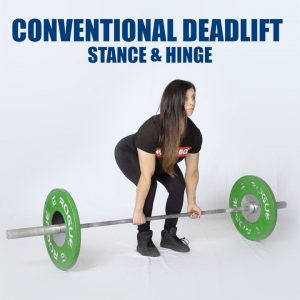 Basics of the Deadlift | #1 Stance