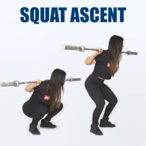 Basics of the Squat | #4 Ascent