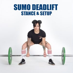 Basics of the Sumo Deadlift | #1 Stance & Setup
