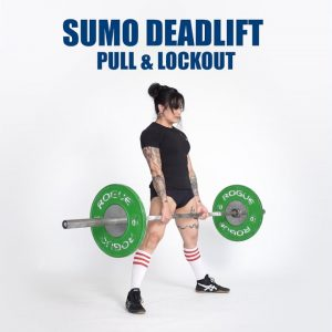 Basics of the Sumo Deadlift | #3 Pull & Lockout