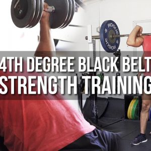 BJJ Strength Training with 4th Degree Black Belt