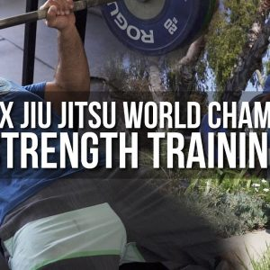 BJJ Strength Training with Black Belt World Champion | JTSstrength.com