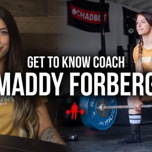 Coach Maddy Forberg | Get To Know Our Coaches