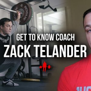 Coach Zack Telander | Get To Know Our Coaches