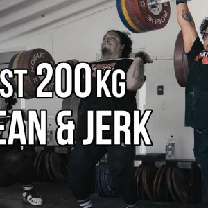 Heavy Training with Zack & Cesar | Team Juggernaut