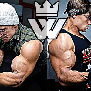 How to Build BIG ARMS Grow Your Biceps & Triceps