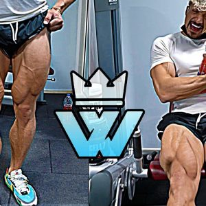 How to Build MASSIVE LEGS | FREE Workout