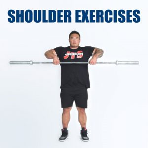 Our Favorite Shoulder Accessory Exercises | JTSstrength.com
