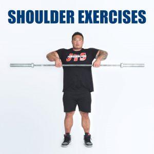 Our Favorite Shoulder Accessory Exercises | JTSstrength.com