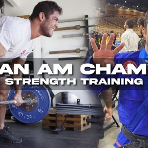 Power Endurance for Jiu Jitsu | JTSstrength.com