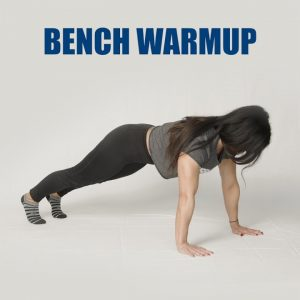 Sample Bench Press Warmup | JTSstrength.com