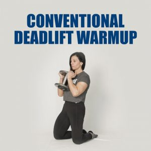 Sample Deadlift Warmup | JTSstrength.com