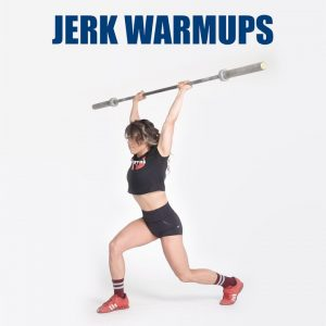 Sample Jerk Warmup | JTSstrength.com