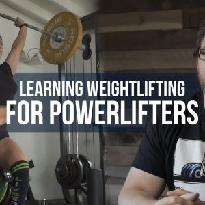 SuperTotal Training | Adding Weightlifting for Powerlifters