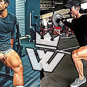 The BEST EXERCISES For LEGS (Quadriceps, Hamstrings, Calves)