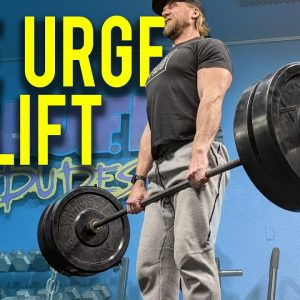 THE URGE TO LIFT (It's A Gift) | Superhero Plan Stage 5 Day 2