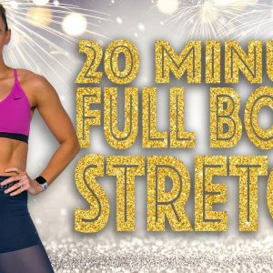 20 Minute Full Body Deep Stretch