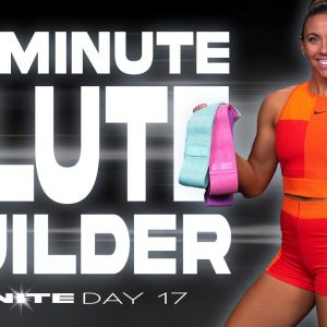 30 Minute Glute Builder Workout | IGNITE - Day 17