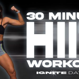 30 Minute HIIT Workout | IGNITE - Day 1