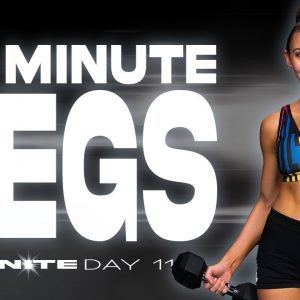 50 Minute Legs Workout | IGNITE - Day 11