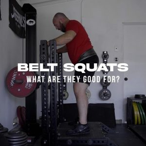 Belt Squat-How, Why & When? #shorts