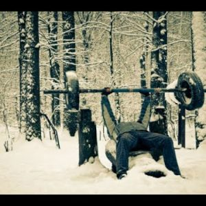 Building a home gym in a cold environment