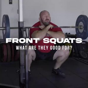 Front Squat-How, Why & When?
