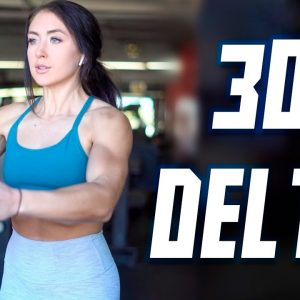 Full Shoulder Workout with Dumbbells for 3D Delts | Effective Exercises