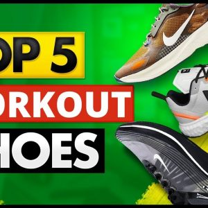 Top 5 Best Workout & Running shoes 2021 | For CrossFit, Squats, Gym, HIIT, Men & Women etc. Review