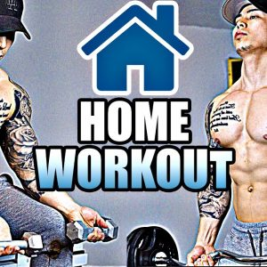 The Best 24 Exercises For WORKOUT At Home