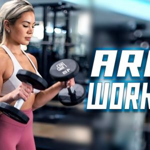 TONE YOUR ARMS Workout | Lose Arm Fat