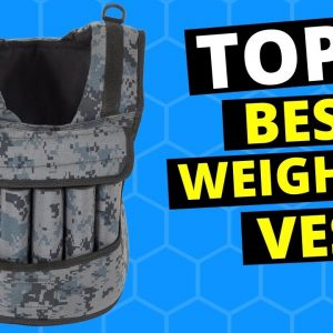 Top 4 Best Weighted Vest in 2020 (Buying Guide) | Review Maniac