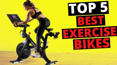 Top 5 Best Exercise Bikes for home in 2020 (Buying Guide) | Review Maniac